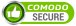 SSL Comodo Trusted Site Seal