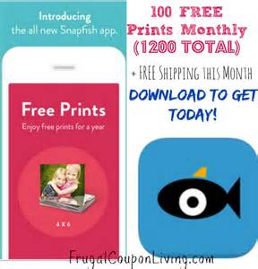 100 FREE Photo Prints With Snapfish