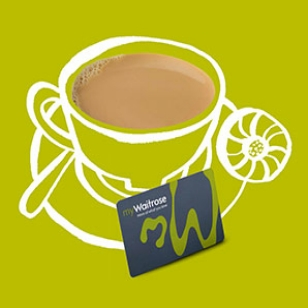 A Free Tea Or Coffee When You Shop With Us