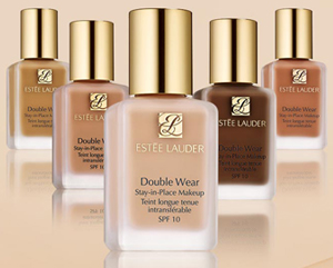 Estee Lauder Double Wear Foundation Giveaway!