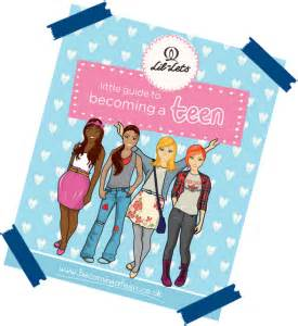 Free Becoming A Teenager Booklet