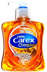 Free Carex Hand Wash