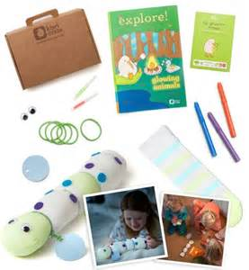 Free Childrens Activity Box
