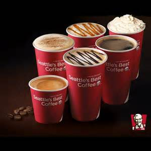 Free Coffee From KFC