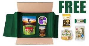 Free Dog Treat Box