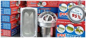 Free Food Safe Pot Liners