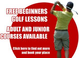 Free Golf Beginner Lessons