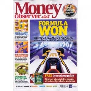 Free Money Observer Magazine
