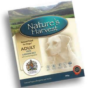Free Nature's Harvest Dog Food