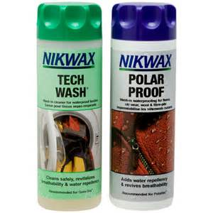 Free Nikwax Polar Proof Wash Pack