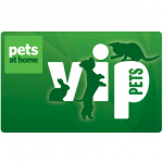 Free Pets At Home VIP Card