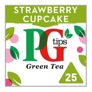 Free PG Tips Strawberry Tea