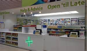 Free Tesco Pharmacy Health Check