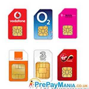 Free Three SIM Cards