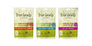 Free True Hemp Treats