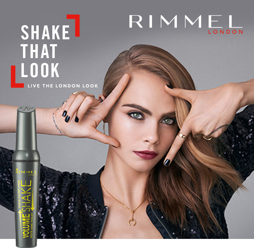 Like To Try A Free Rimmel Volume Shake Mascara