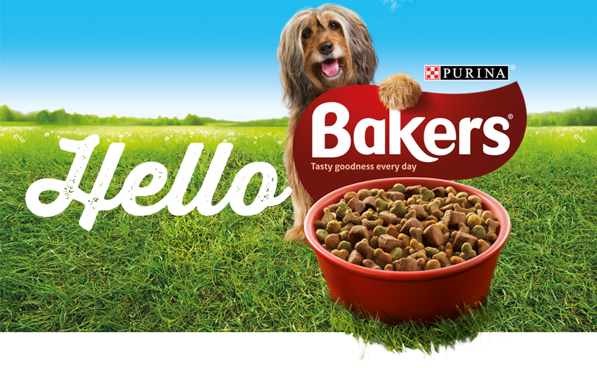 New Campaign: Purina Bakers