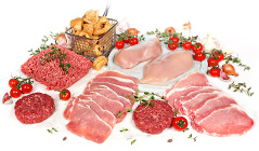 Stunning 20 Piece Lean Meat Hamper