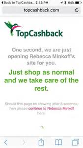 TopCashback - Get Paid To Shop