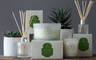 Win A Landon Tyler Candle And Diffuser, Worth 22