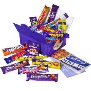 Win Cadbury Hamper